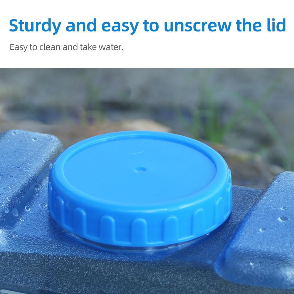 Nova 18L BPA Livre-Balde de Água Reutilizável