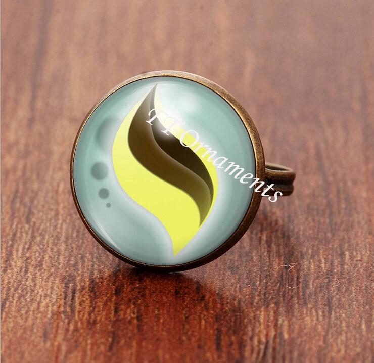 New Poke Holder Rings For Women 50pcs Janpanese Cartoon Jewelry Fashion Finger Ring Megastone Pokemon Go Jewelry