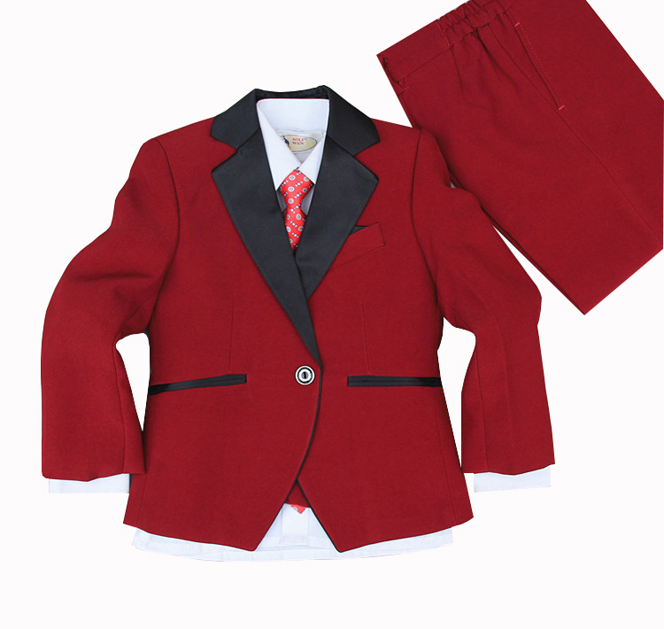 2016 Real Spiderman Children Clothing Kids The Little Boy's Suit Flower Girl Dress New boys Suits, Tide In Spring And Autumn. цена 2017