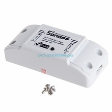 WiFi Wireless Smart Switch Module ABS Shell Socket For DIY Home New #H028#