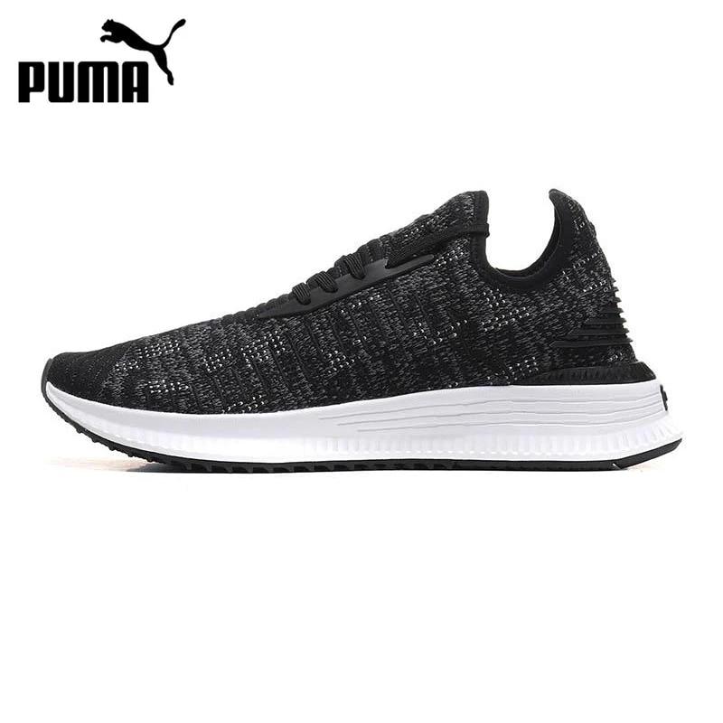 Original New Arrival 2018 PUMA EVOKNIT Mosaic Men's Skateboarding Shoes Sneakers