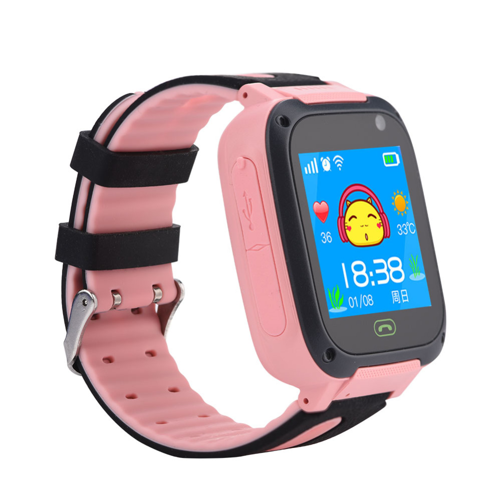 New Waterproof Children Smart Watch With GPS Camera Cell Phone Watch