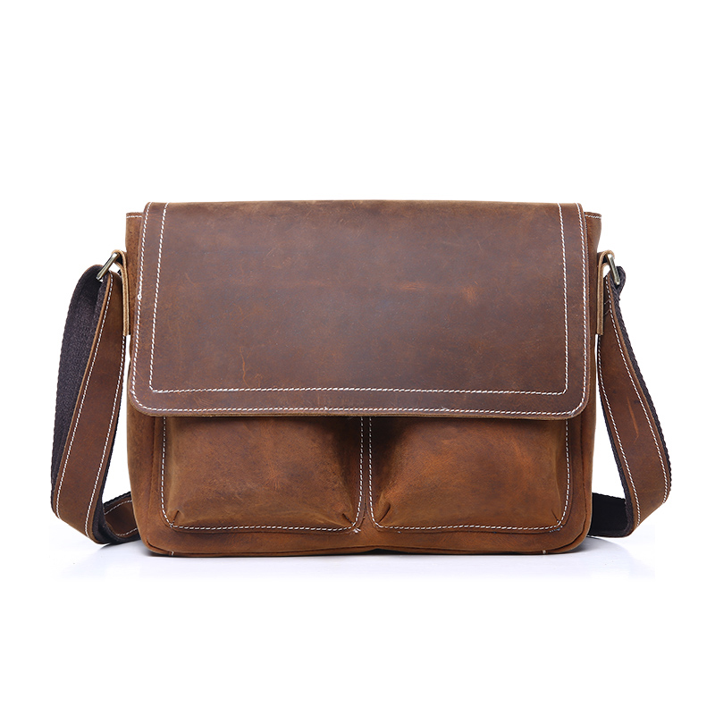 Designer Vintage Messenger Bag Genuine Leather Men Bag Cow Leather Alligator Crossbody Bag Famous Brand Male Shoulder BagDesigner Vintage Messenger Bag Genuine Leather Men Bag Cow Leather Alligator Crossbody Bag Famous Brand Male Shoulder Bag
