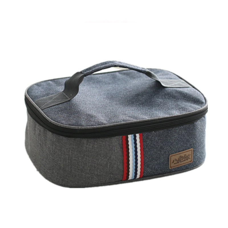 Thermal Insulation Cooler Lunch Bag Kids School Pouch Leisure Home Picnic Food Beverage Fresh Accessories Supplies Products