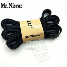 Strings Black Shoelaces Casual