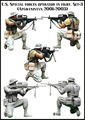 US SPECIAL FORCES OPERATOR IN FIGHT SET-3 (AFGHANISTAN 2001-2003) 1/35 Resin Model Kit Free Shipping