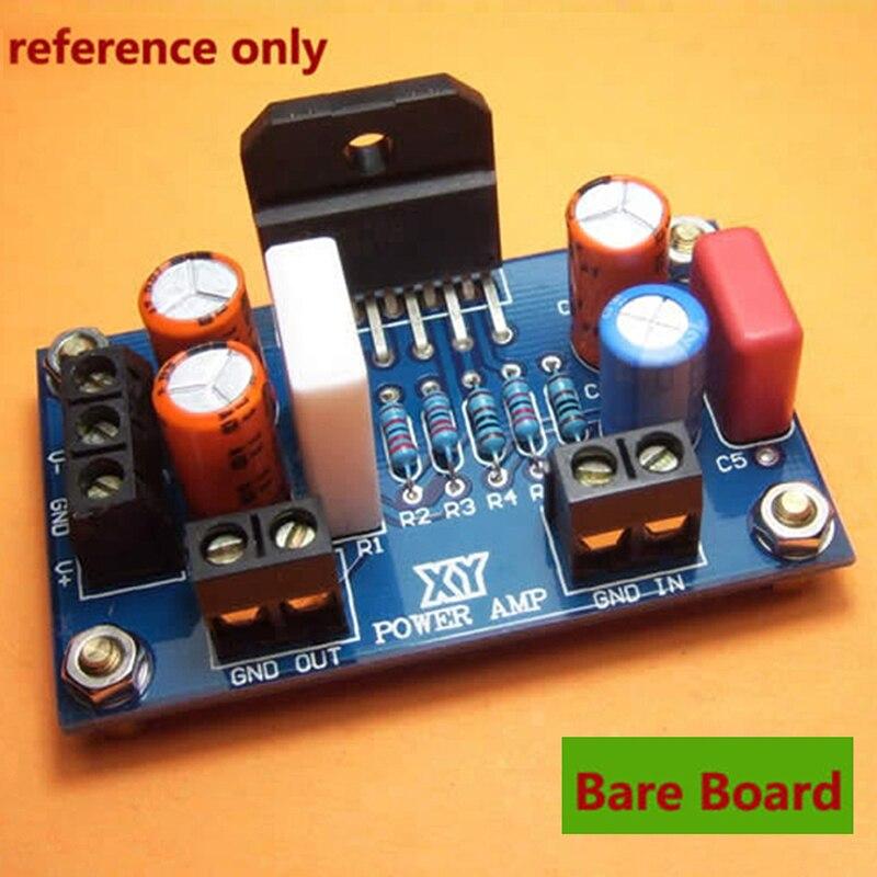 DC+20-28V 68W LM3886 TF HIFI Power Amplifier Board PCB Parallel Bare Board