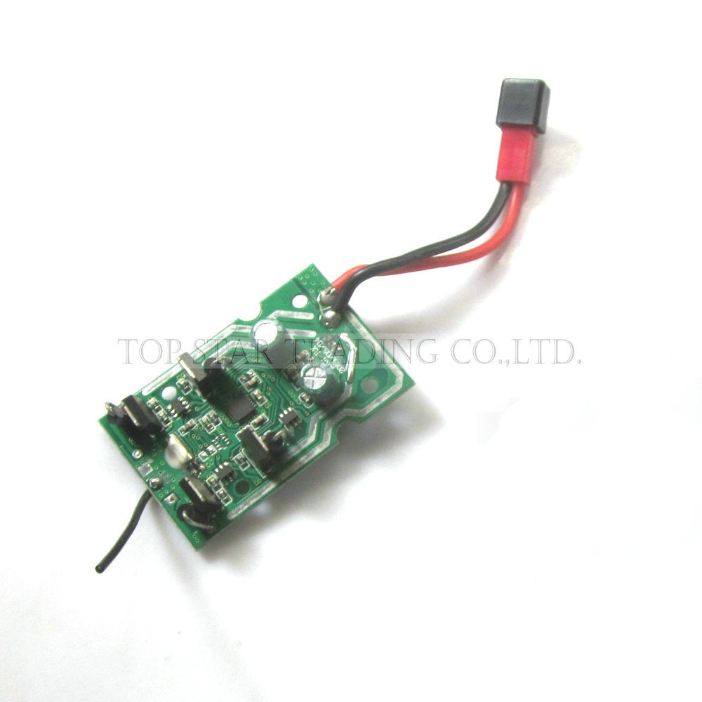 MJX RC Helicopter MJX X101 Spare Parts Fitting Parts Receiver Receiving Circuit Board 100% Original tested fanuc circuit transformer cnc spare parts a76l 0300 0189