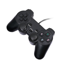 Wired USB Gamepads for PC Joystick Joypad USB Recreation Controller for PC Gamer Win XP WIN 7 WIN eight Vibration perform Wired Gamepads