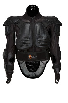 Motorcycle armor clothing belt neck armor off-road racing suit shatter-resistant equipment armor clothing