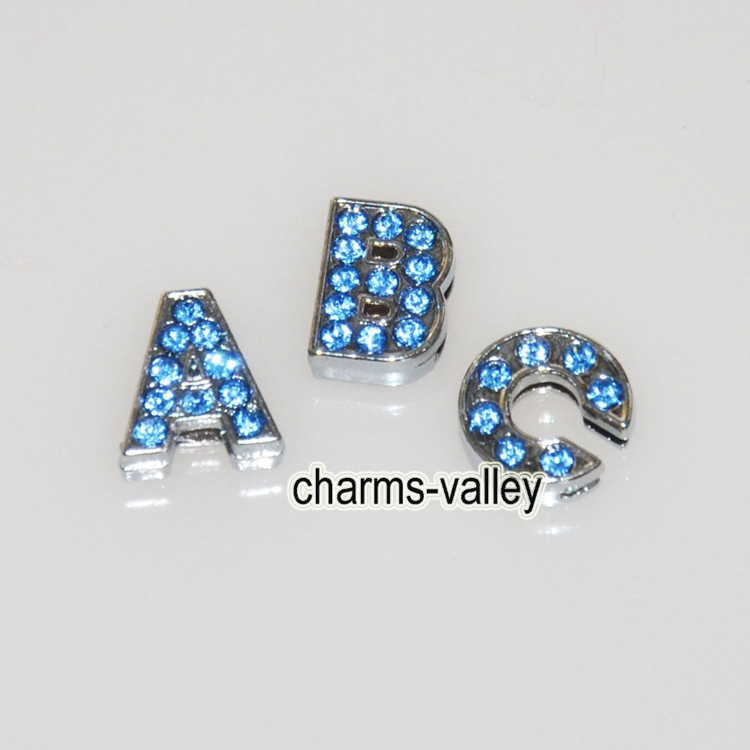 wholesale 26pcs DIY Slide letters Fit Dog Pet Collar //Wristband  free shipping