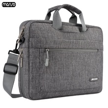цена на MOSISO Laptop Shoulder Bag 11 13.3 15.6 17.3 inch Waterproof Computer Bag Men Women Notebook Bag for MacBook Air Pro 13 15 Case
