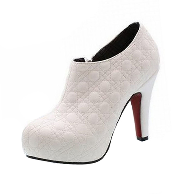 Nuevos 2017 altos talones finos bombas vintage fondo rojo atractivo de las mujeres de gladiadores bombas elegantes sexy mujeres moda primavera otoño Zapatos