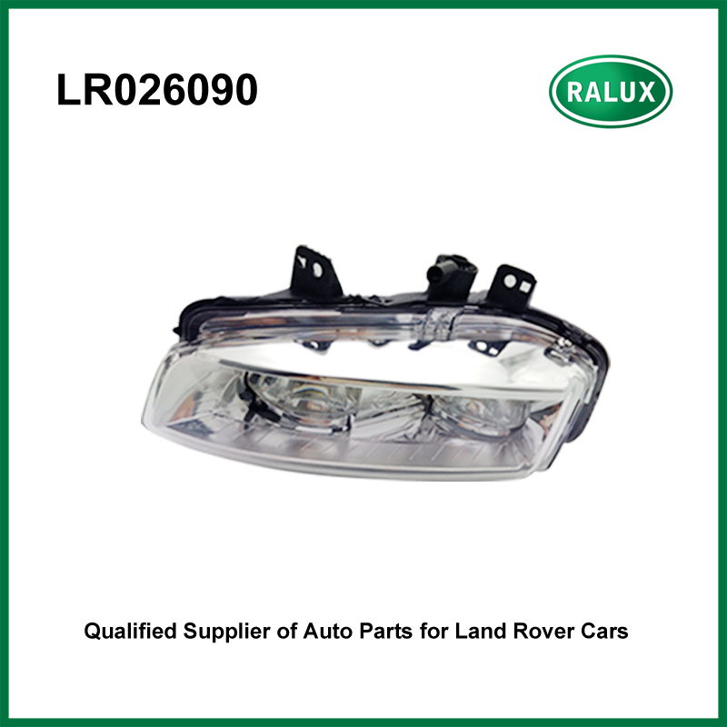 New front left Car Fog Lamp for Range Rover Evoque 2012- auto fog lamp supplier with high quality LR026090 for land rover range rover evoque inside