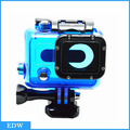 30M Waterproof For Gopro Case Hero 3 Skeleton Protective Housing without lens Side-opening for gopro hero3 Accessories GP29