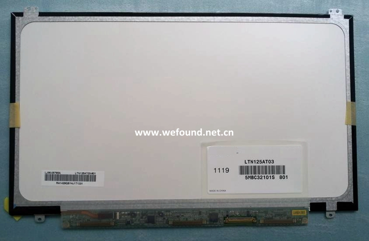100% Original Laptop Screen 12.5'' LTN125AT03 801 803 Fully Test цена 2016