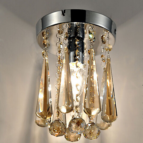 cheap modern crystal light ceiling lustre for home decor free shipping crystal ceiling cheap ceiling lighting