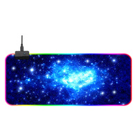 RGB Luminous Mouse Pad 2019 Computer Gaming Mousepad XL Large Speed Gamer 800*300 Mouse Pad for CS GO LOL