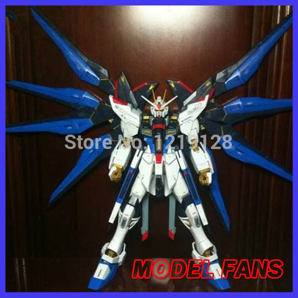 MODEL FANS FreeShipping  GG/TT GUNDAM Model  mg 1:100  deluxe edition  ZGMF-X20A Strike Freedom Gundam action figure model fans daban mg assembly gundam model 1 100 mobile suit gundam age 1 normal asemu asuno free shipping action figure