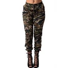 Женщины Повседневная Высокая Талия Свободные джинсы