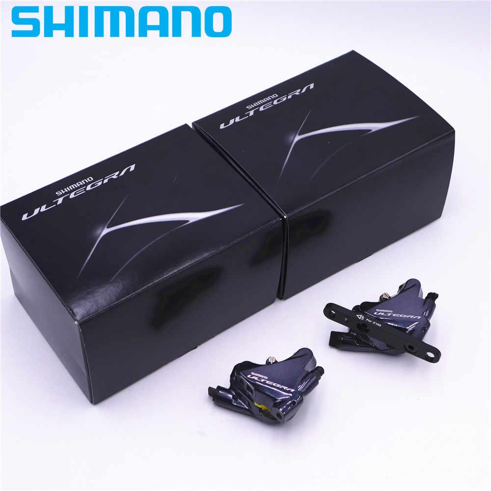 2f01c3de1db SHIMANO Ultegra R8070 Hydraulic Disc Brake Flat Mount Caliper For Road Bike  Bicycle Front Rear R8000