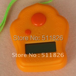 Free shipping LCD Electronic Digital 5 Digit Hand Tally Counter Golf