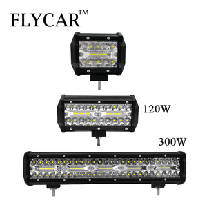FLYCAR 4/6/15inch 60W/120w/300