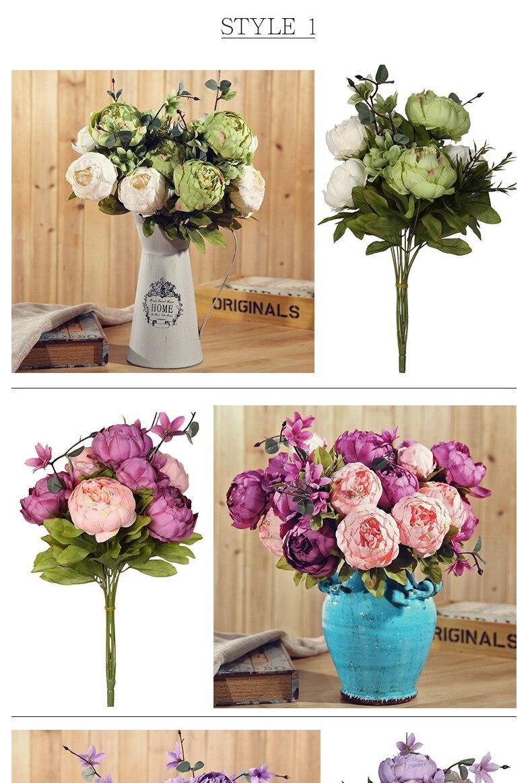 Casamento Preço Filial/Bouquet decoração 6