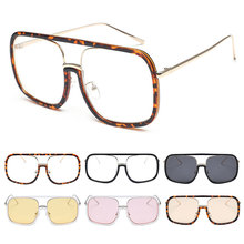 1Pcs Ladies Square Glasses Frames Women Transparent Pink Clear Optical EyeGlasses Prescription Eyewear Computer