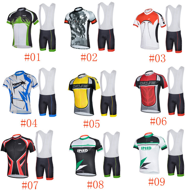 Ropa Ciclismo Women Kits Bicycle Clothing Men Apparel Bike Short