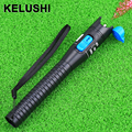KELUSHI 1mw 1~5km Plastic Fiber Optic Visual Fault Locator Fiber optic cable tester tool