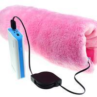USB בפלאש הטעינה חם מחומם חימום כפפת יד חם רגל חימום חשמלי רחיץ לדחוס pad עבור בטן גוף כתף אחורית