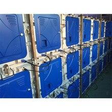 Panneau en aluminium moulé pour l'extérieur P6 576X576, écran d'affichage Led couleur avec contrôleur Nova TB2, 8 pièces, livraison gratuite