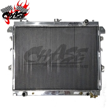 "ALUMINUM RADIATOR For TOYOTA HILUX INN0VA TGN40 1TR""04- AT MT 40mm OEM:16400-0C140/16400-0C210"