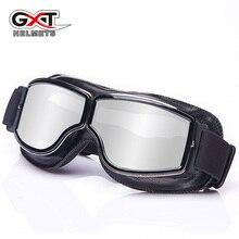 GXT Cardin мотоциклетные очки Harley винтажные мотоциклетные очки ретро moto очки с Перекрестием moto крест Acessórios