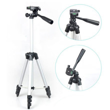 1pc Mini Portable Camera Tripod Holder Professional 3-Way Head Camera Mount Tripod Holder Stand for Canon Nikon Camera