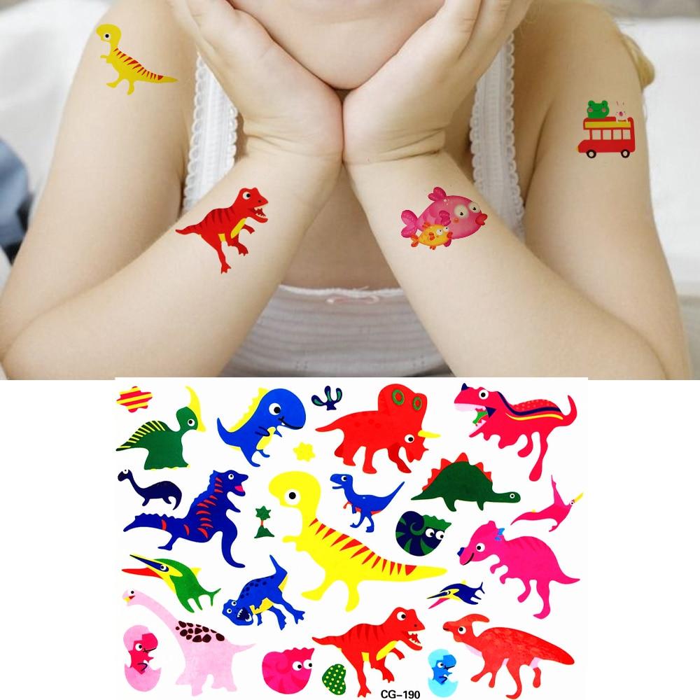 Tattoo & Body Art Capable 21*15cm Big Body Arm Paint Black Dragon Temporary Tattoo Stickers Men Fake Flash Waterproof Tattoo Totem Legs Shoulder Bracelet Easy To Use Temporary Tattoos