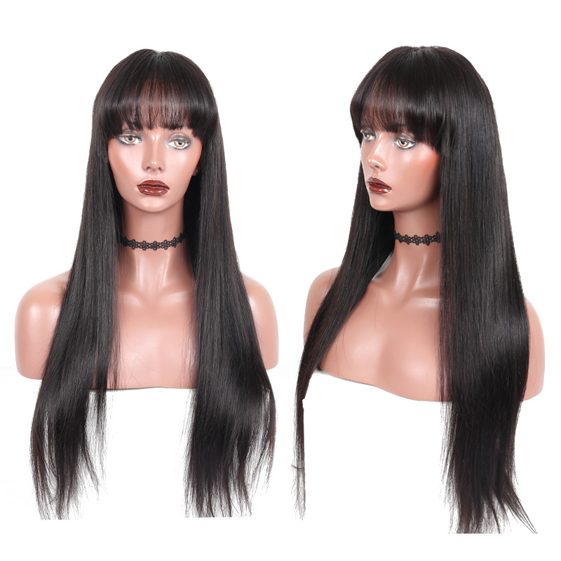13X6-Lace-Front-Human-Hair-Wigs-With-Bangs-Brazilian-Straight-360-Lace-Frontal-Wig-Pre-Plucked (2)