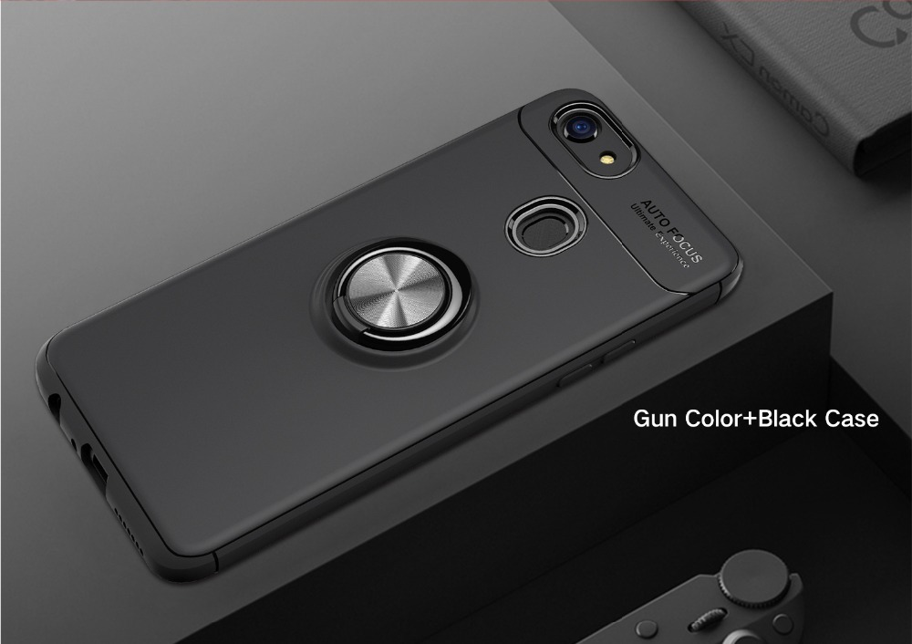 Voppton Luxury Armor Shockproof Case For OPPO F5 F3 Case Magnetic Car Holder Back Cover For OPPO OPPO F3 Plus F5 Coque Fundas (17)