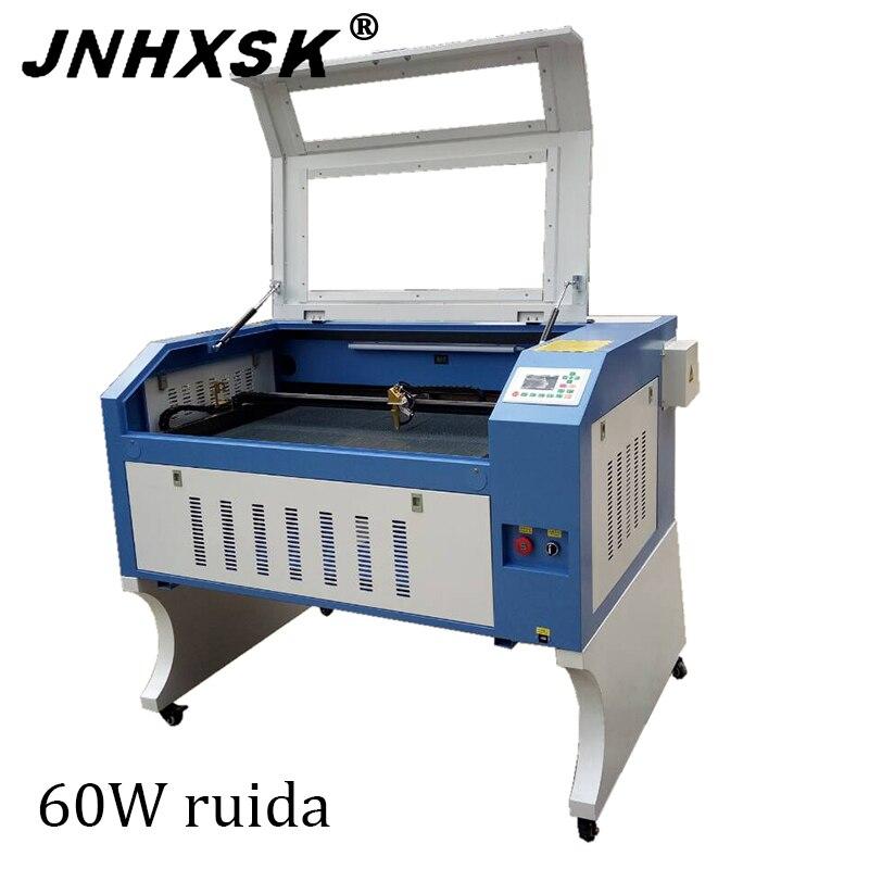 TS6090 CNC Laser Engraving Machine  Intelligent Cutting Machine 60W Laser Cutting Machine