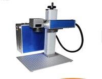 IPG 10 Вт ювелирные изделия волокна УФ 3D металла лазерная маркировочная машина