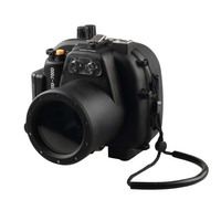 Meikon 40M 130FT Underwater Waterproof Housing Case for Canon EOS 750D