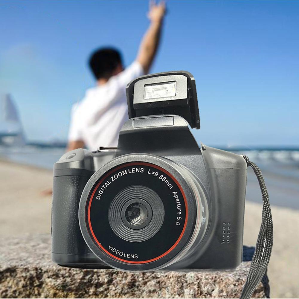 XJ05 Digital Camera SLR 4X Digital Zoom 2.8 Inch Screen 3mp CMOS Max 12MP Resolution HD 720P TV OUT Support PC Video