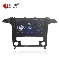 Free shipping 9 Quadcore Android 8.1 Car audio stereo for Ford S Max s max 2007 2008 car dvd player gps navi bluetooth,wifi