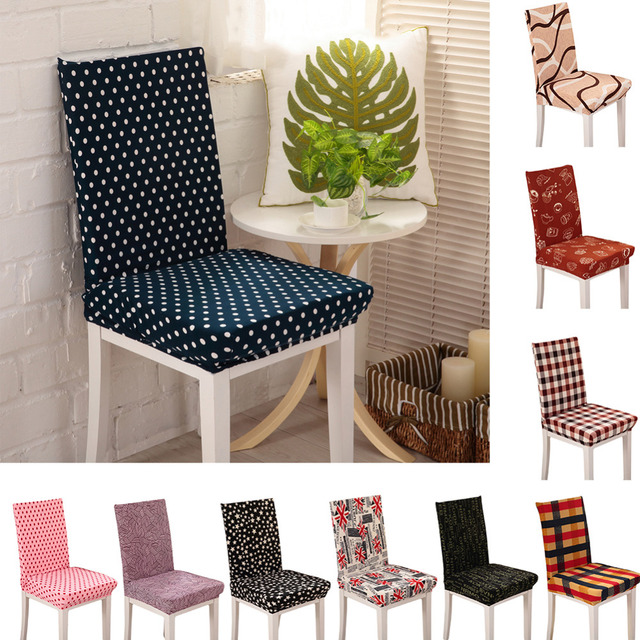 material to cover dining chairs patio chair cushion 10 colors covers spandex high quality strech home office wedding banquet protector slipcover decor