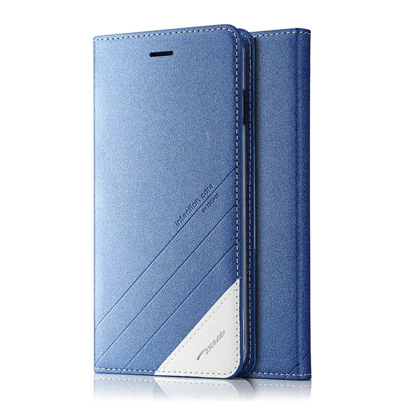 4 Colori Per Redmi 3 S 3X Originale Tscase Marca, Cuoio Del Basamento di Vibrazione Magnete copertura di Caso Per Xiaomi Redmi 3 Pro Redmi3 Pro 5.0''