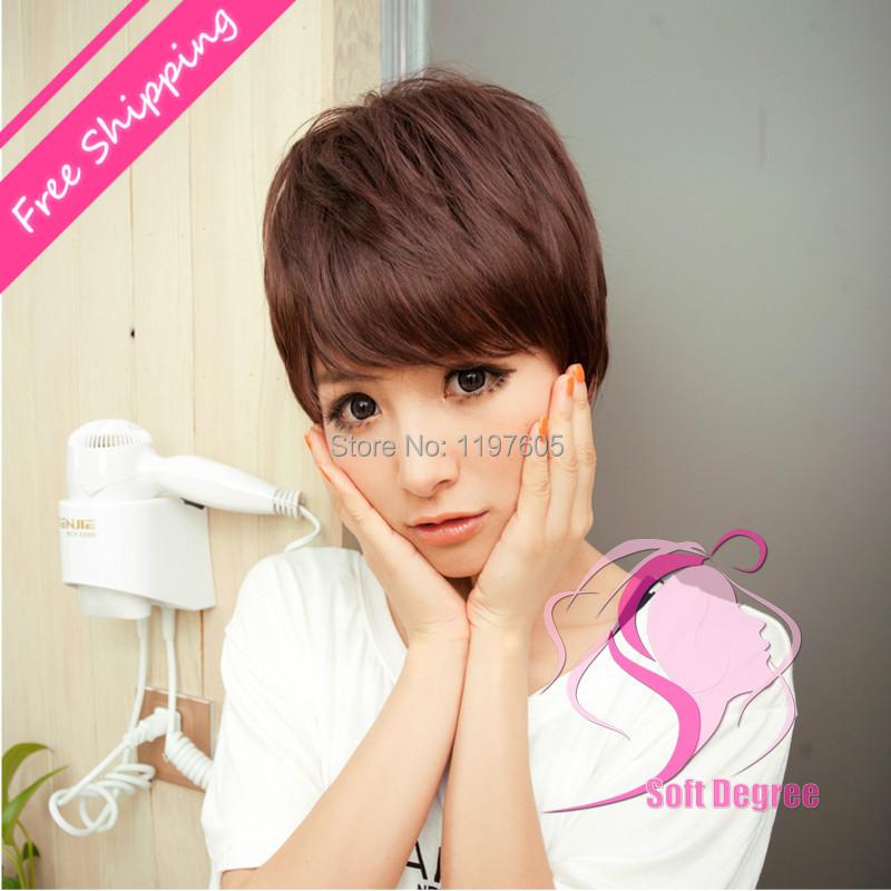 Cool Popular Short Hair Soft Curls Buy Cheap Short Hair Soft Curls Lots Short Hairstyles Gunalazisus