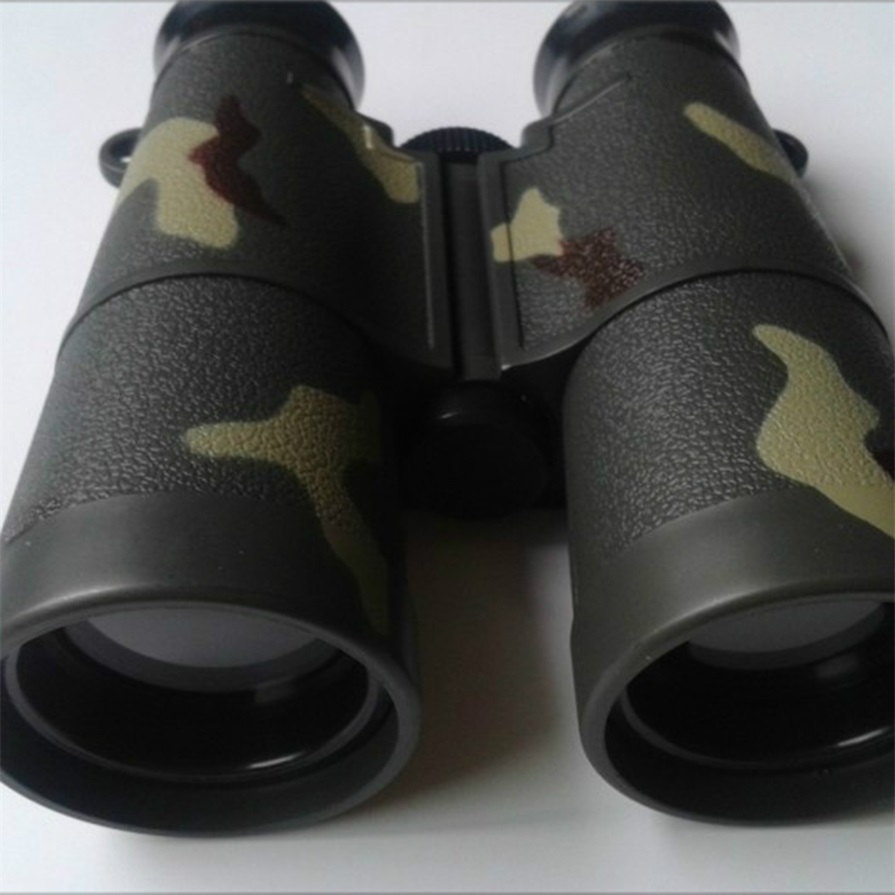 free shipping Children Kids Mini Portable Folding font b Binoculars b font Telescope Camouflage toy new