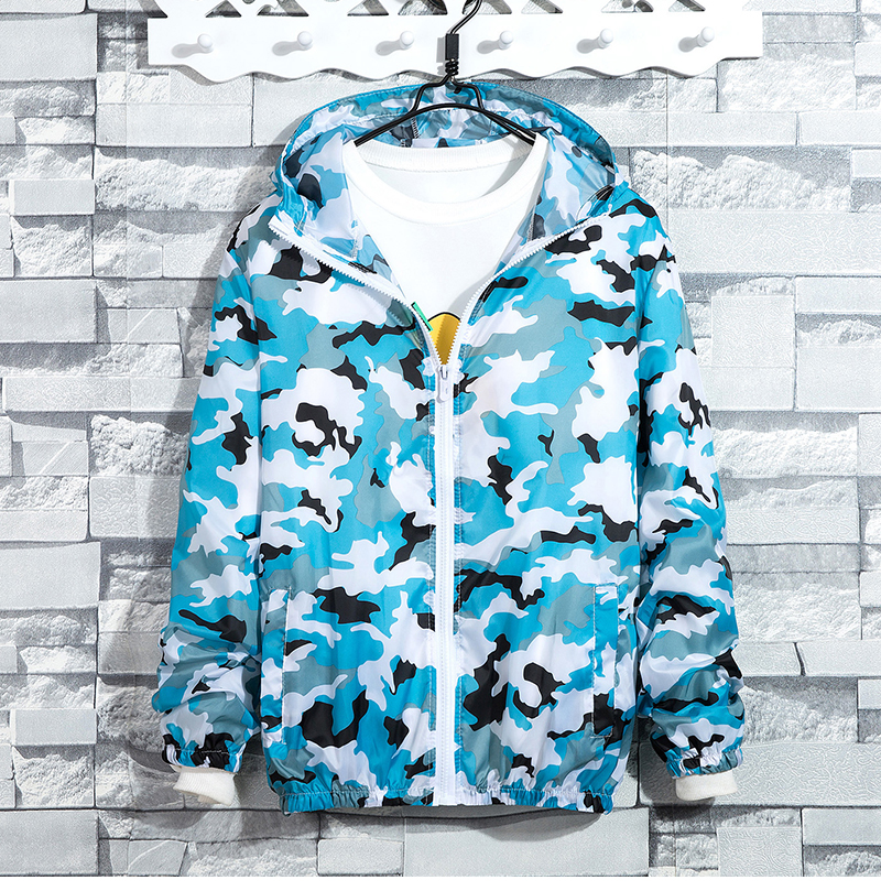 Mens Windbreaker Jackets  (8)