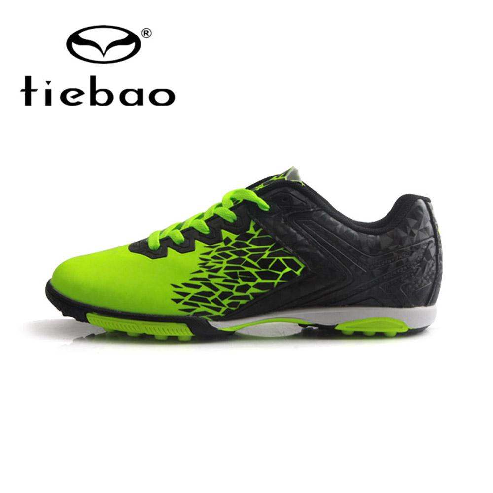 Tiebao Kinder Fußball Schuhe Kinder Chuteira Futebol Tf Turf Fußball Stiefel Outdoor Training Fußball Turnschuhe Jungen Fußball Schuhe